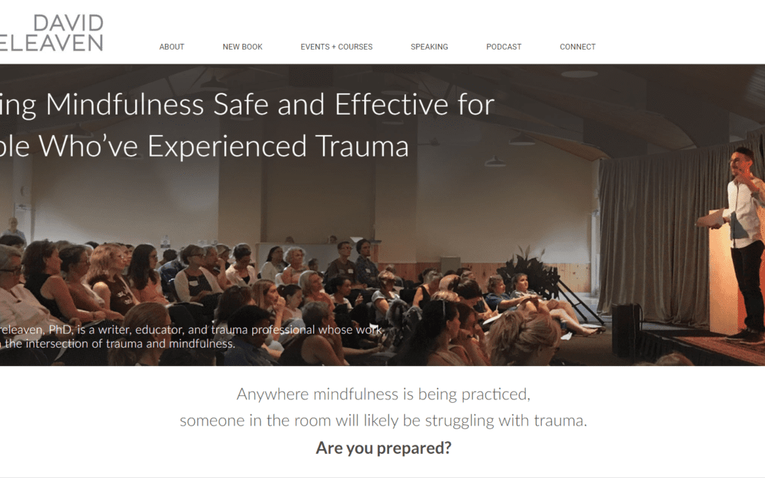 Trauma-Sensitive Mindfulness Course Editing – People Project Media